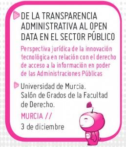 SICARM De la transparencia administrativa al open data en el sector público