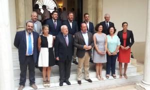 Presentación del Consejo de la Transparencia de la Región de Murcia